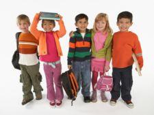 Rechizitele scolarului - incepe sezonul de cumparaturi