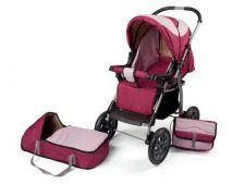 Mijloace de transportare a bebelusilor: carucior versus landou
